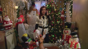 How I Met Your Mother 02x11 : How Lily Stole Christmas- Seriesaddict